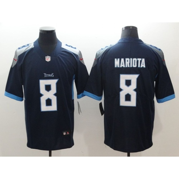 low priced 3e6a3 3edd6 Tennessee Titans Marcus Mariota Jersey